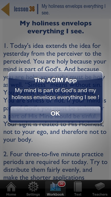 The ACIM App screenshot-4