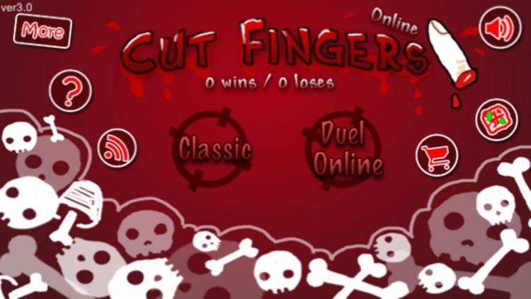 Cut Fingers: Online
