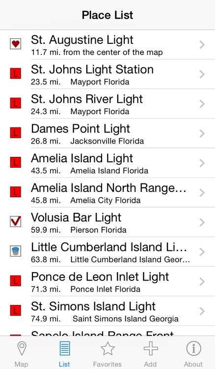 Lighthouse Locator screenshot-3