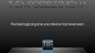 The Impossible Enigma - the best logical game your device has never seenのおすすめ画像1
