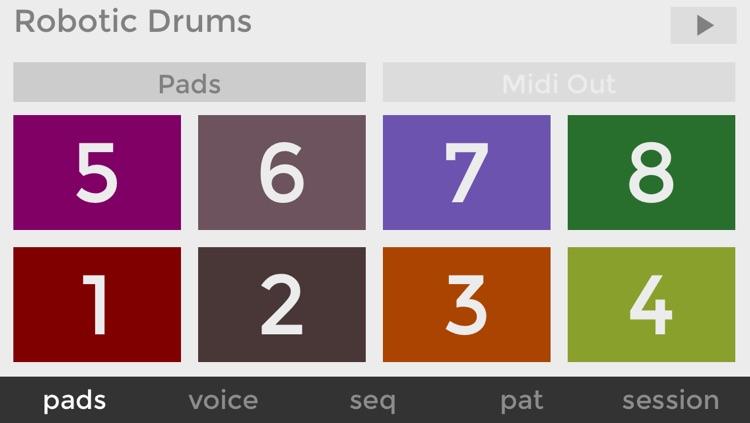 Robotic Drums