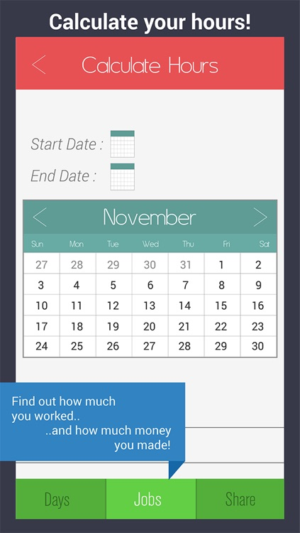 Shift Calendar Pro - Work Schedule Organizer with Hour & Pay Calculator screenshot-2