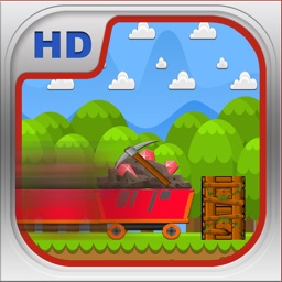 Jumpy Mine Cart