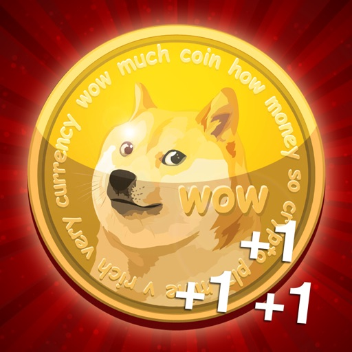 Doge Coin Clickers - Crypto Miner Sim Game