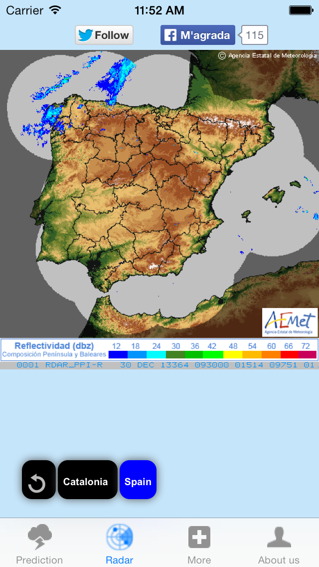 Barcelona's weatherのおすすめ画像4