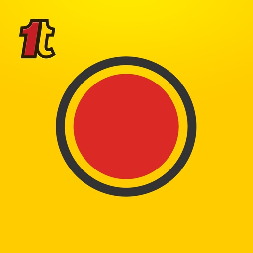 1TapVideo - Instant Video Camera Shortcut Record by 1Tapps icon