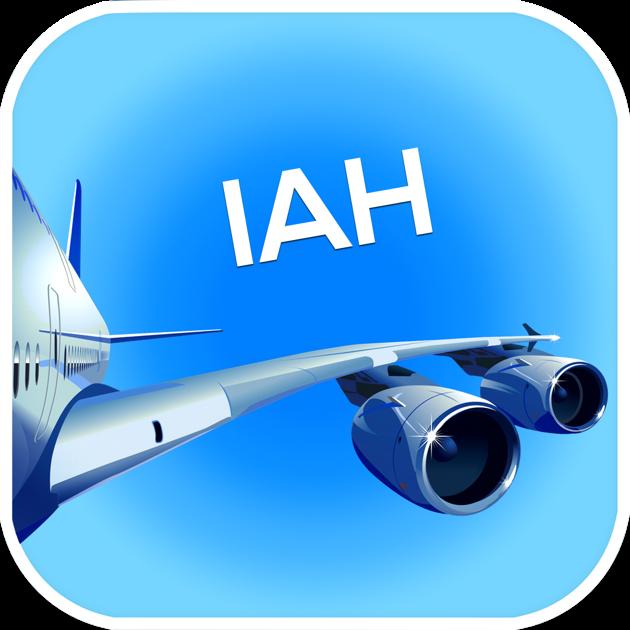Houston George Bush IAH Airport. Flights, Car Rental