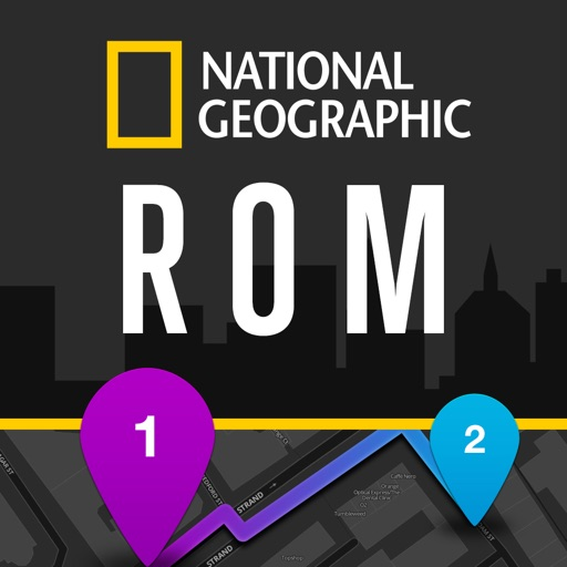 Rome Guide by National Geographic icon