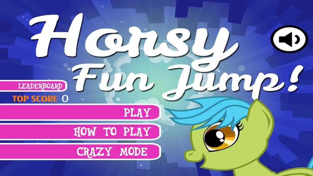 My Horsy Fun Jump – a magical little game Cheat Codes