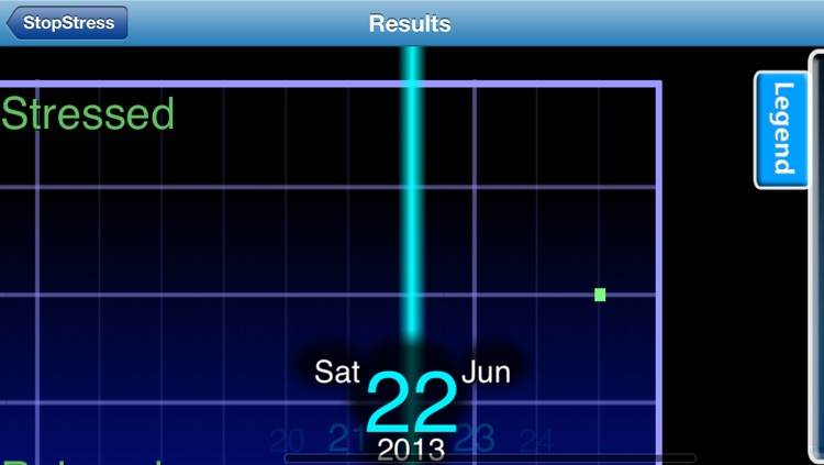 !STOP Stress - ultimate portable stress and health management tool. screenshot-4