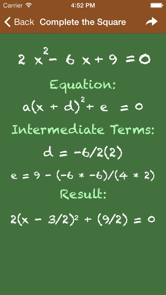 Pocket Algebra - by Michael Isom - Education Category - 15 Reviews ...