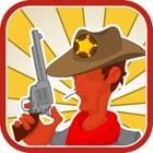 スーパー ガンスリンガー シューティング ゲーム無料ゲーム icon
