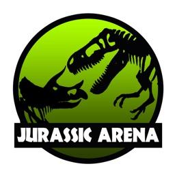 Jurassic Arena: Dinosaur Arcade Fighter