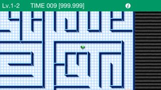 迷路ゲーム ScrollMaze 無料ボール脱出ゲームで暇つぶし ScreenShot2