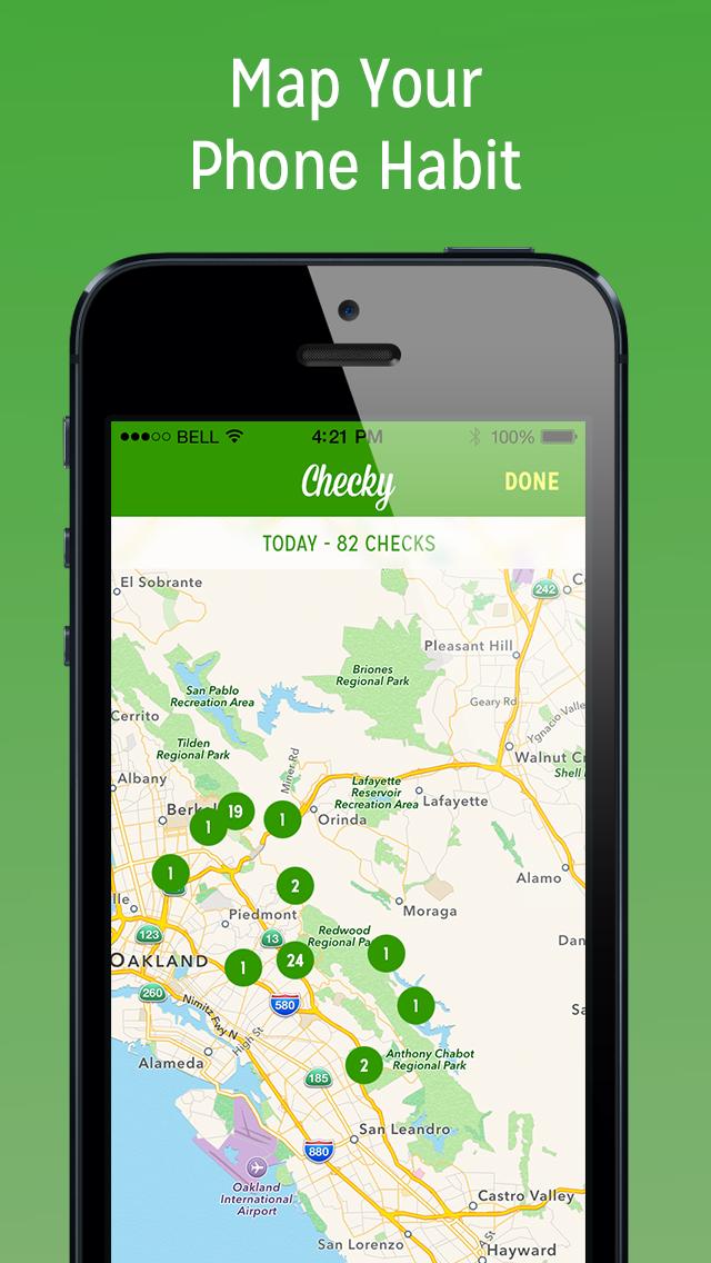Baixar Checky - Phone Habit Tracker para Android
