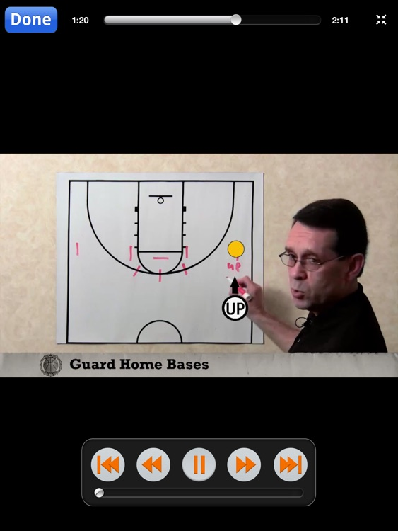 The Suffocating MATCH UP Zone Defense - With Coach Silvey Dominguez - Full Court Basketball Training Instruction - XL screenshot-3