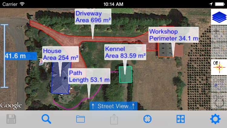 Land Measure Pro screenshot-0