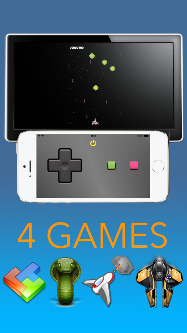 Foto do ArcadeCast Free - ChromeCast Games