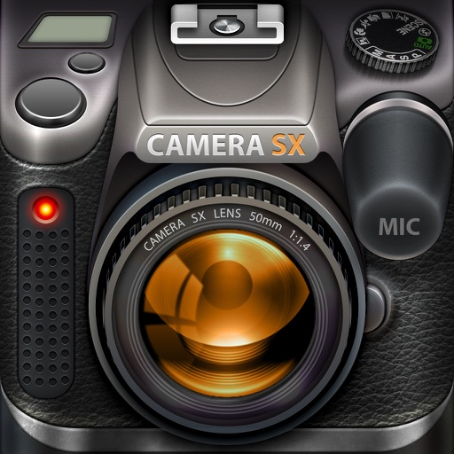 Camera SX : Photo with Sound