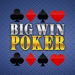 Big Win Poker Game - Classic High Stakes King of Cards