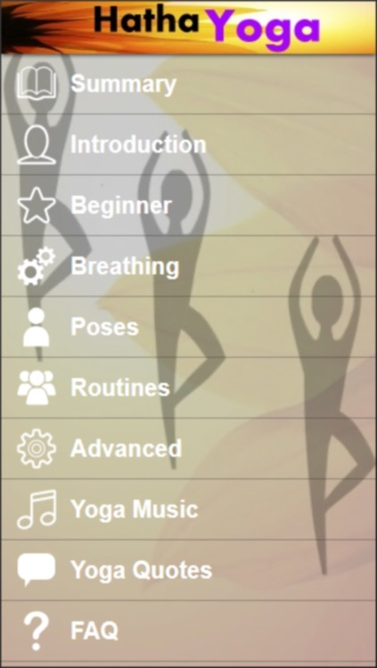 Hatha Yoga - Modern Freestyle screenshot-1