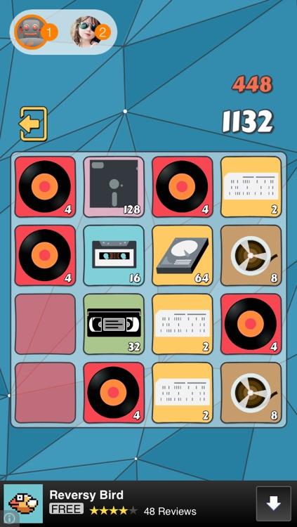 The Legendary 2048 screenshot-3