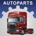 Auto Parts para SCANIA Camiones&Autobuses