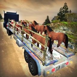 Transport Truck: Farm Animals – Animal Transporter Hill Climbing Simulator Game