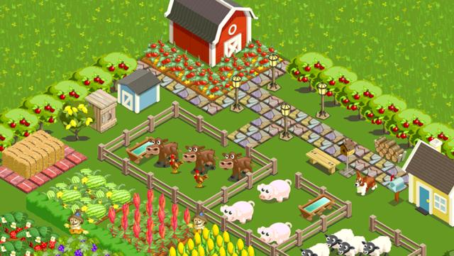 Farm Story™ Screenshot