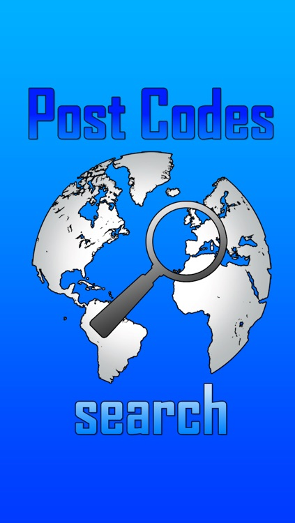 PostCodes Search