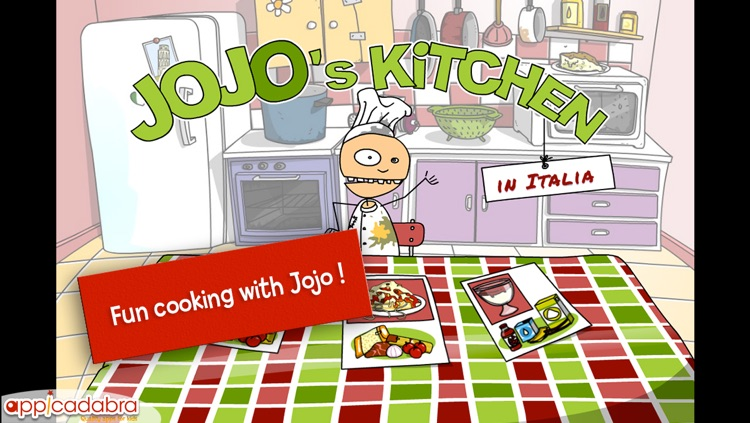Jojo's Kitchen ! in Italia