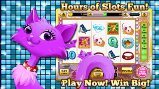 Kitty Cat Slots™ – FREE Premium Casino Slot Machine Game 2.0 IOS