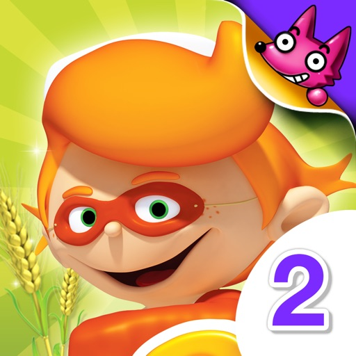 Gombby's Green Island 2 - Watch Videos and play Games for Kids