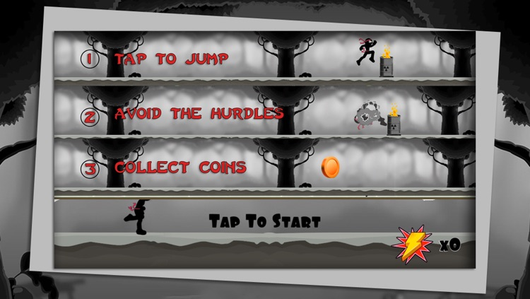Amazing Ninja Stickman - Fast Warrior Run Free