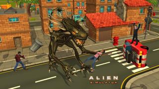 Alien Simulator screenshot two