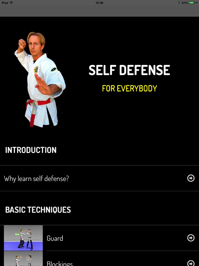 Self Defense - The Best Martial Arts Course with 3D