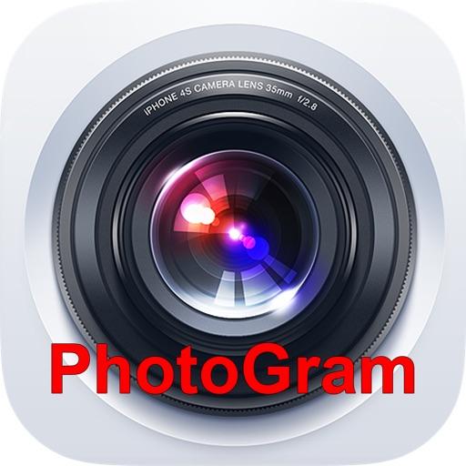 Ultimate PhotoGram.Photo editing and sharing