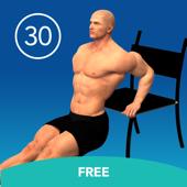 Men's Tricep Dip 30 Day Challenge FREE