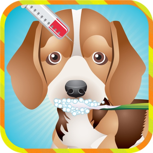 Pet Dog Puppy Vet Doctor Lite - Kids Games