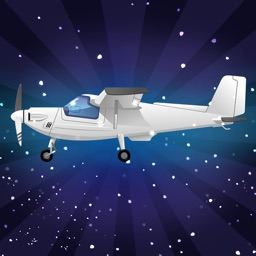 Winter Snow Storm Air Plane Flight Mayday : The Radar Lost Airport - Free Edition