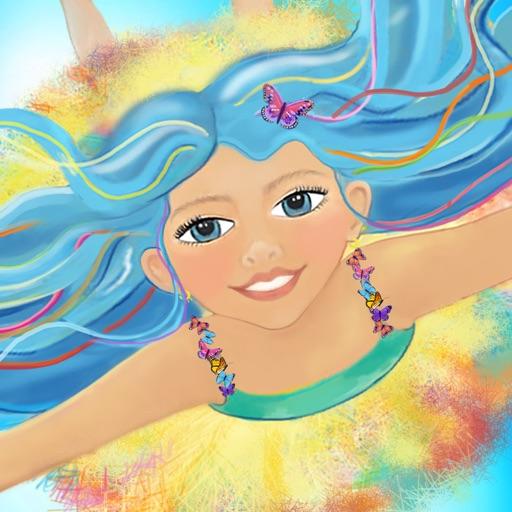 Teha, das Windmädchen