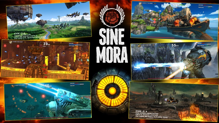Sine Mora screenshot-0