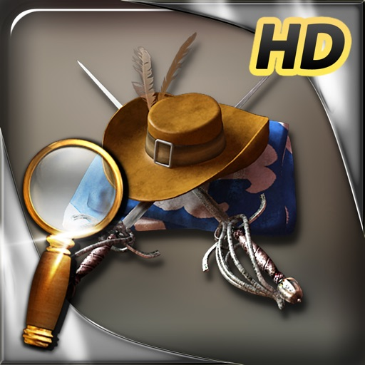 The Three Musketeers - Extended Edition - A Hidden Object Adventure icon