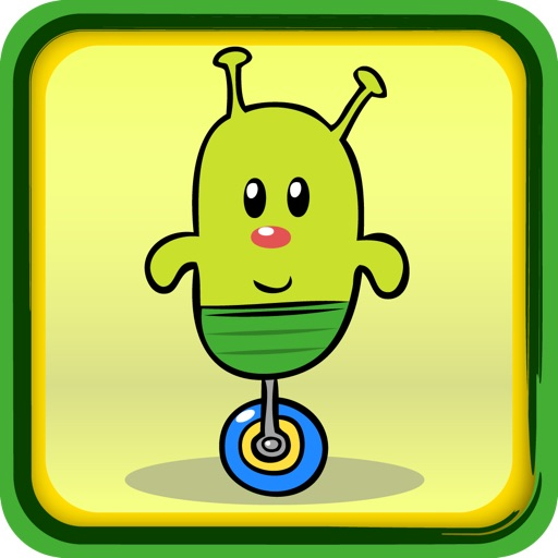 Doodle Alien vs Zombies Jump Game - Heads Up While Also Killing The Pacific Rim Plants! iOS App