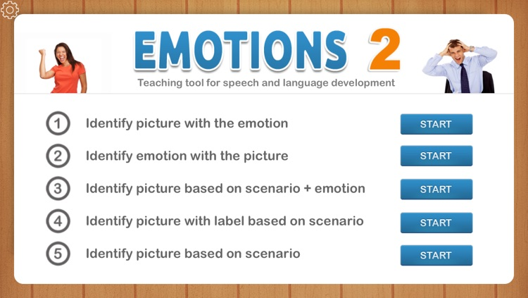 Emotions 2 from I Can Do Apps