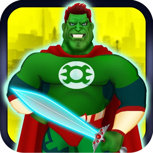 The Amazing Superheroes and Villains Game iOS App