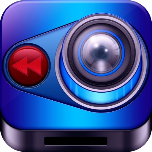 Reverse Camera Video Lite iOS App