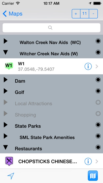 eMap SML : Smith Mountain Lake screenshot-4