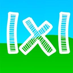 Multiplication Tables - Math Trainer Lite