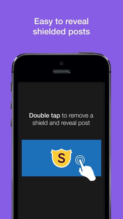 Spoiler Shield screenshot-3